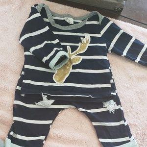 👶🤩cute pajama Newborn sets